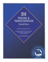 2018 Trading and Transportation Guidelines