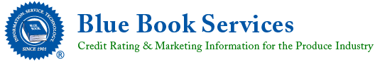 produce blue book by blue book services inc a leading credit and
