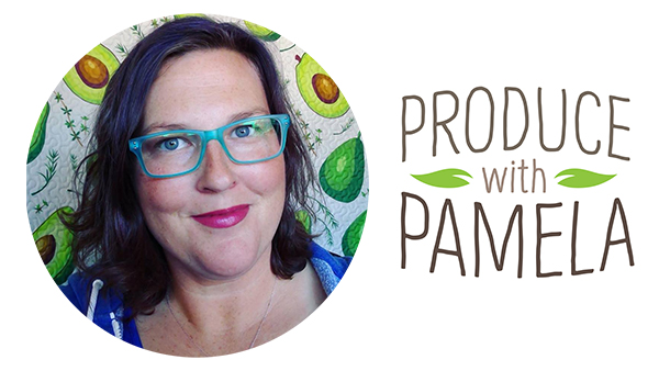 produce with pamela