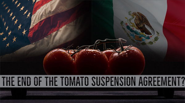 Mexican growers challenge Department of Commerce over Tomato