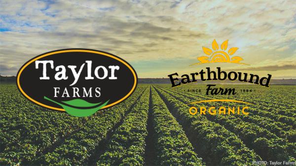 Taylor Farms acquires Earthbound Farm – Produce Blue Book