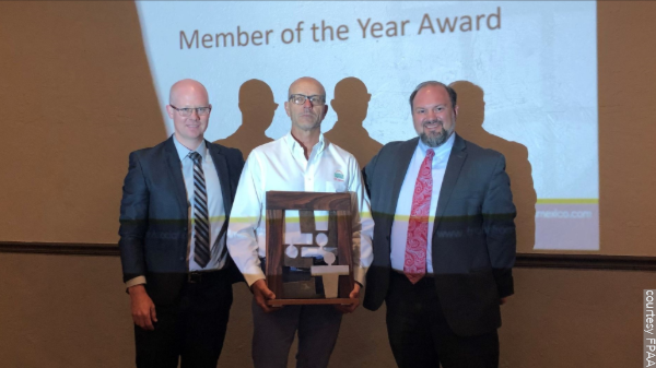 FPAA Names Jimmy Munguia Member of the Year at Annual