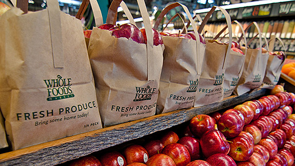 Whole Foods Reduces Plastic With Smaller Produce Bags Straw