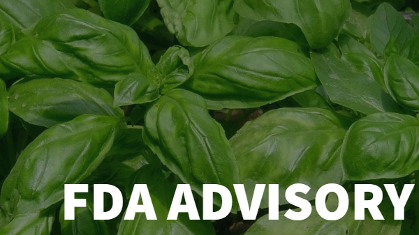 FDA links cyclospora outbreak to Mexican basil – Produce