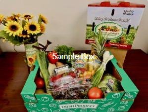 C&C produce box