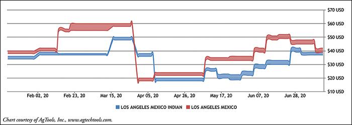 Bitter Melon AgTools Chart