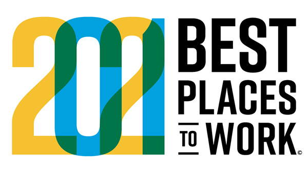 B lands on Best Places to Work in 2021 list